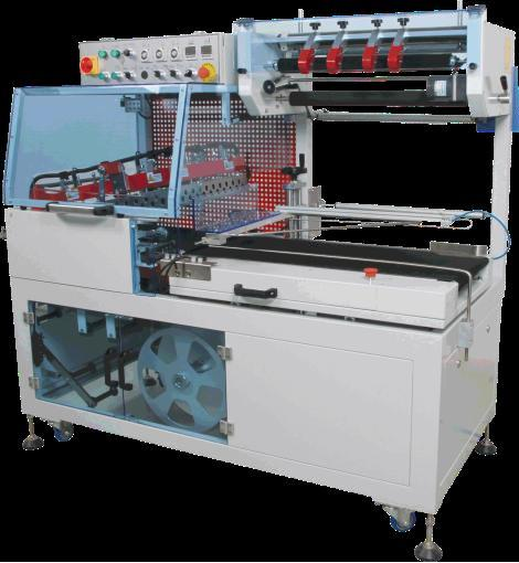 Automatic L-Bar Sealer LB-728