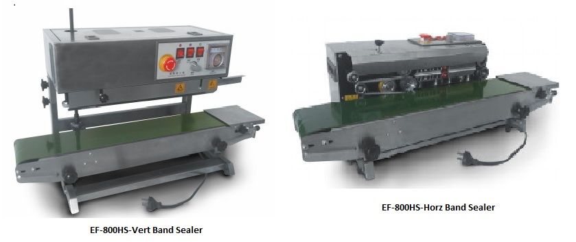 Band Sealers EF Series